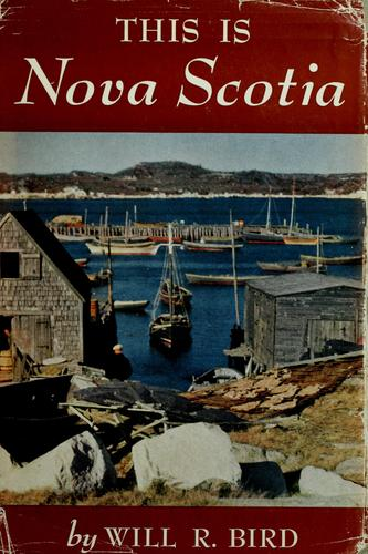 This is Nova Scotia.