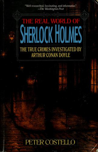 Download The Real World of Sherlock Holmes
