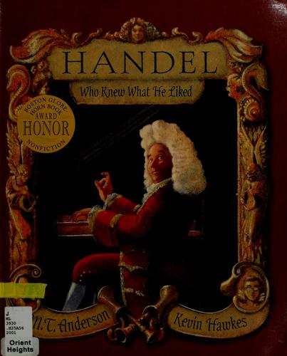 Download Handel, who knew what he liked