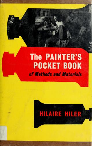 Download The painter's pocket-book of methods and materials