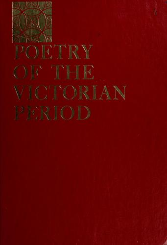 Poetry of the Victorian period