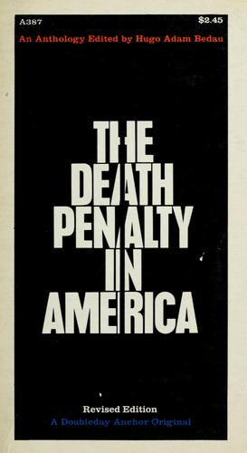 Download The death penalty in America