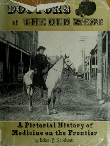 Download Doctors of the Old West