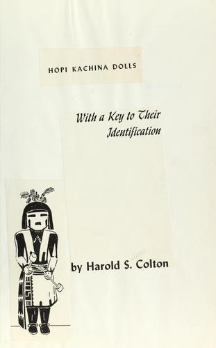 Download Hopi kachina dolls