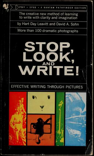 Download Stop, look, and write!