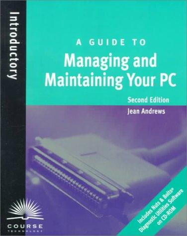 Download A Guide to Managing and Maintaining Your PC
