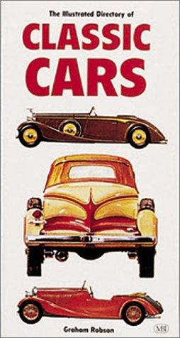 The Illustrated Directory of Classic Cars