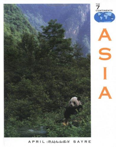 Asia by April Pulley Sayre