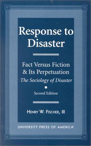 Download Response to disaster