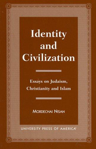 Identity and Civilization