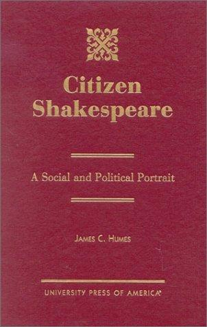 Download Citizen Shakespeare