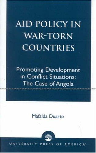 Aid policy in war-torn countries