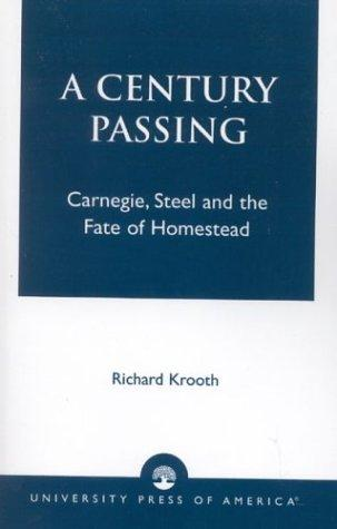 Download A century passing