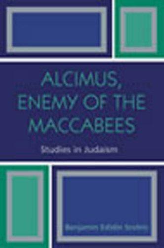 Download Alcimus, Enemy of the Maccabees