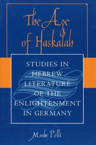 Download The Age of Haskalah