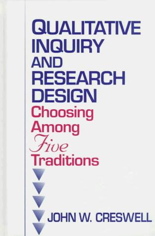 Download Qualitative inquiry and research design