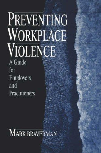 Download Preventing Workplace Violence