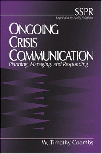 Download Ongoing Crisis Communication