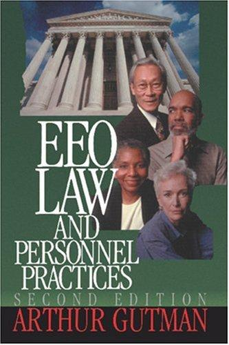 Download EEO Law and Personnel Practices