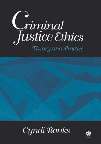 Download Criminal Justice Ethics