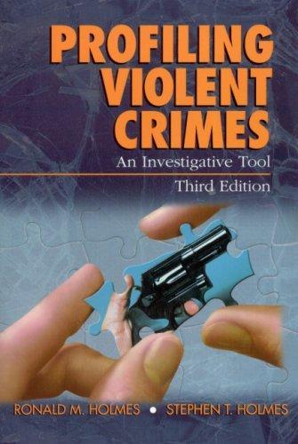 Download Profiling Violent Crimes