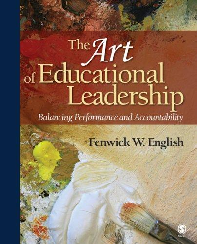 Download The Art of Educational Leadership