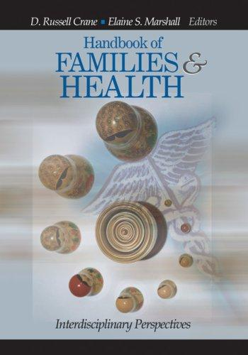Image for Handbook of Families and Health: Interdisciplinary Perspectives
