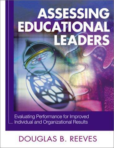 Assessing Educational Leaders