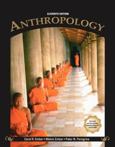 Anthropology (11th Edition)