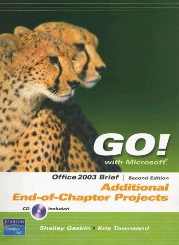 Go! with Microsoft Office 2003: Brief