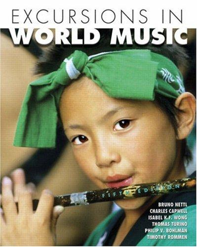 Excursions in World Music (5th