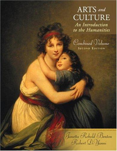 Download Arts and Culture, Combined Volume (2nd Edition)