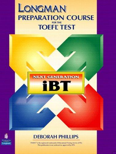 Download Longman preparation course for the TOEFL test