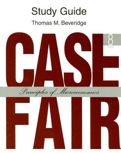 Study Guide: Case Fair