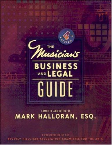 Download Musician's Business & Legal Guide (4th Edition)