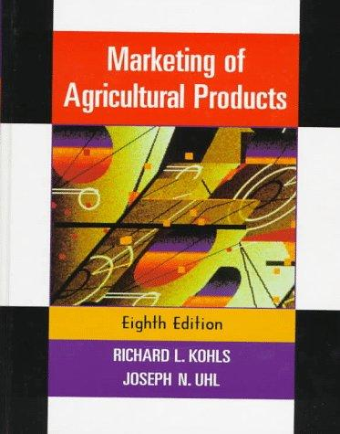Download Marketing of agricultural products