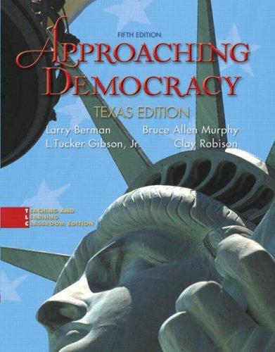 Download Approaching Democracy
