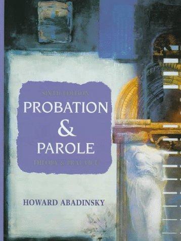 Download Probation and parole