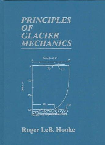 Download Principles of glacier mechanics