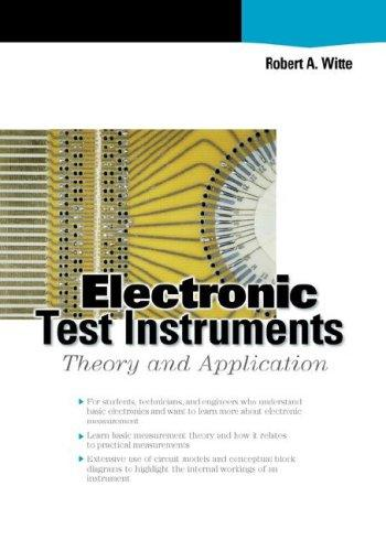 Download Electronic test instruments
