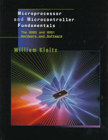 Download Microprocessor and Microcontroller Fundamentals
