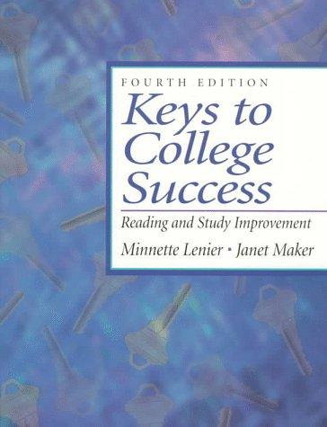 Download Keys to college success