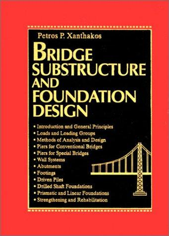 Download Bridge Substructure and Foundation Design