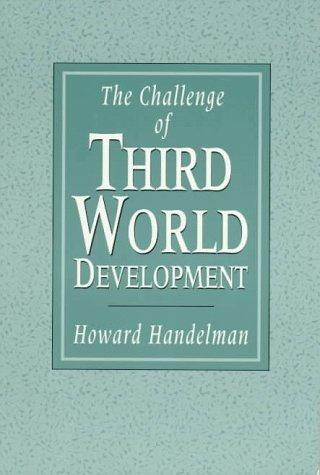 Download Challenge of Third World Development, The