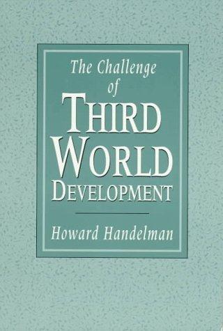 Challenge of Third World Development, The
