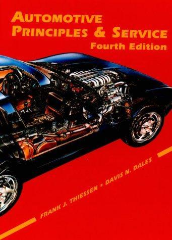 Automotive principles and service