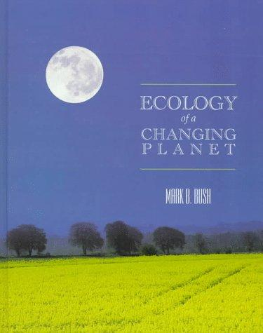 Download Ecology of a changing planet