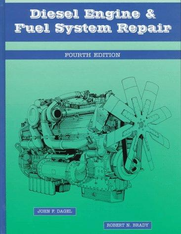 Diesel engine and fuel system repair