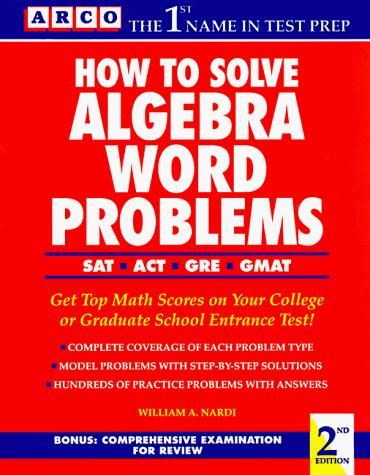 Download How to solve algebra word problems