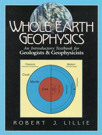 Whole earth geophysics